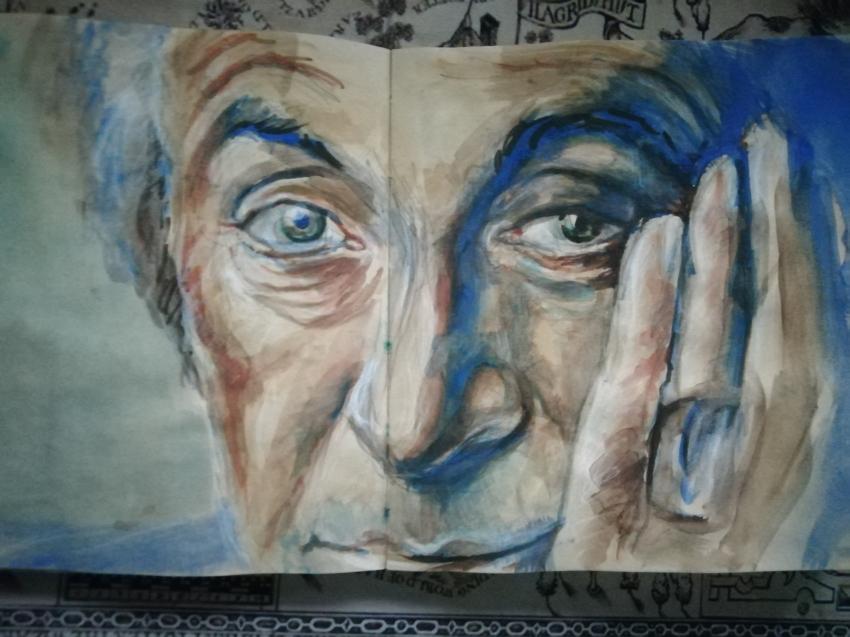 Al Pacino by Junkova14